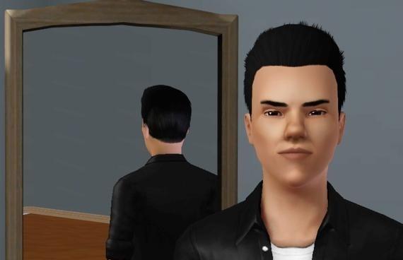 Twilight dating simulator