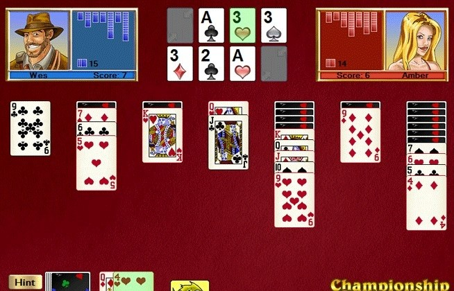 Championship Solitaire Chall for Windows