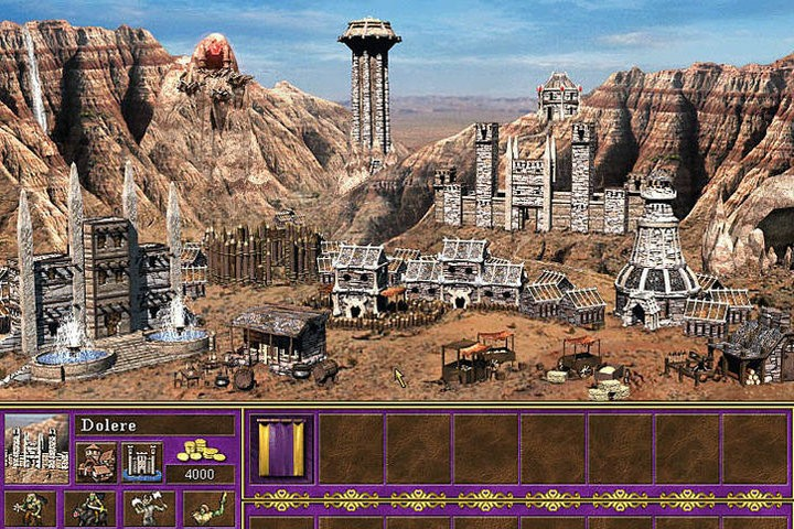 Heroes Chronicles: Warlords of Wastelands