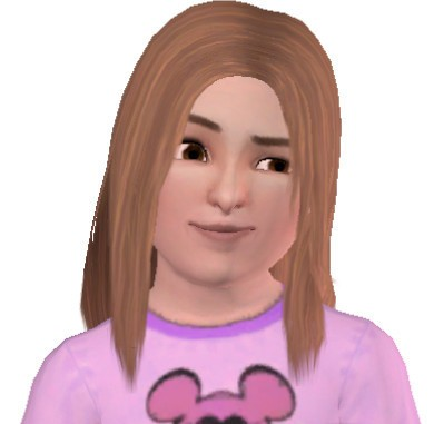Sims3 - Danielle Chase from My So-Called Life