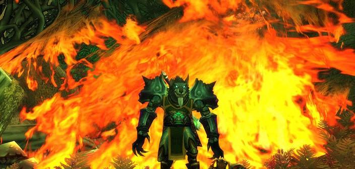 World of Warcraft 4.0.6.13623 - 4.1.0.13914 Mac Patch (FR)