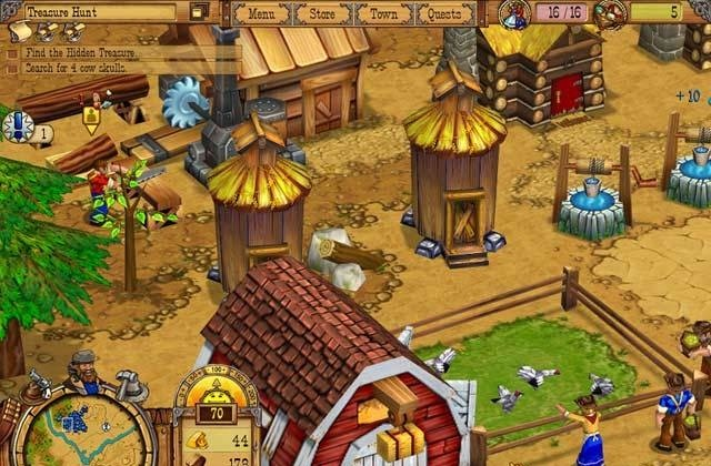 Westward II: Heroes of the Frontier for Mac russian cp sites