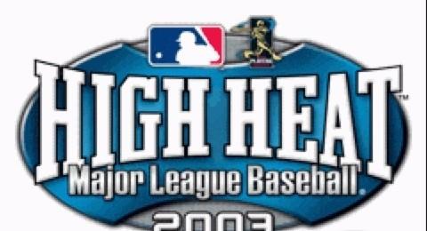 High Heat Major League Baseball 2003 For Gba | Watch Movie Online HD