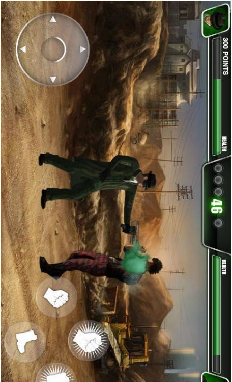 The Green Hornet Crime Fighter for Android