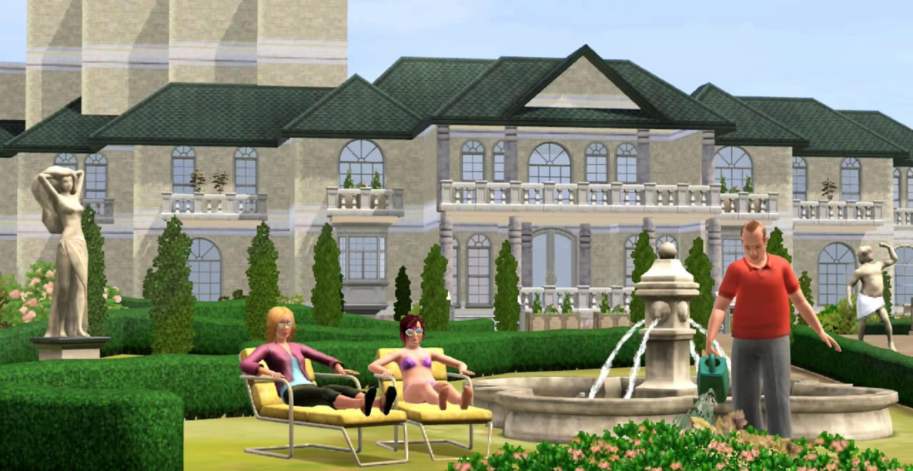 The Sims 3: World Adventures Patch 2.4.7 - 2.5.12 (US)