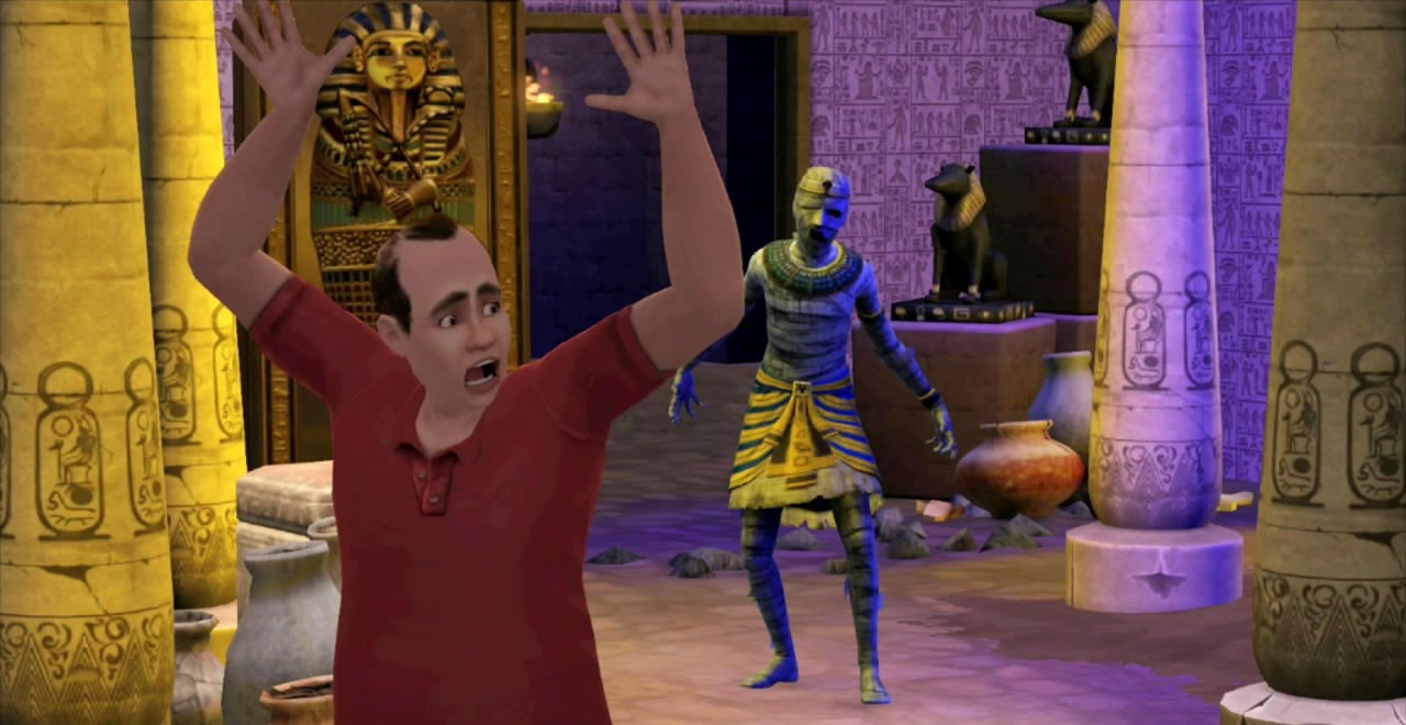 The Sims 3: World Adventures Patch 2.5.12 - 2.6.11 (US)
