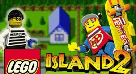 LEGO Island 2 - The Brickster's Revenge for GBA