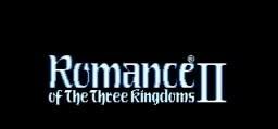 Romance of the Three Kingdoms II for Genesis