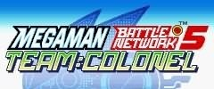 Megaman Battle Network 5 - Team Colonel for GBA