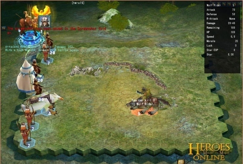 Heroes of Might and Magic Online Manual Patch