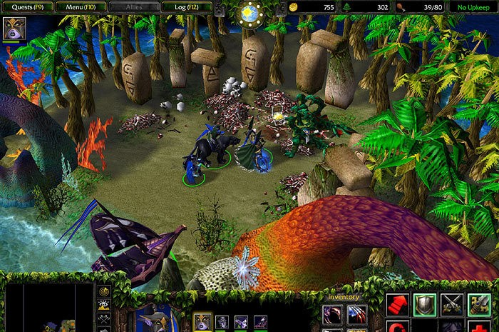 Warcraft III: Reign of Chaos Patch 1.24d Russian russian cp sites