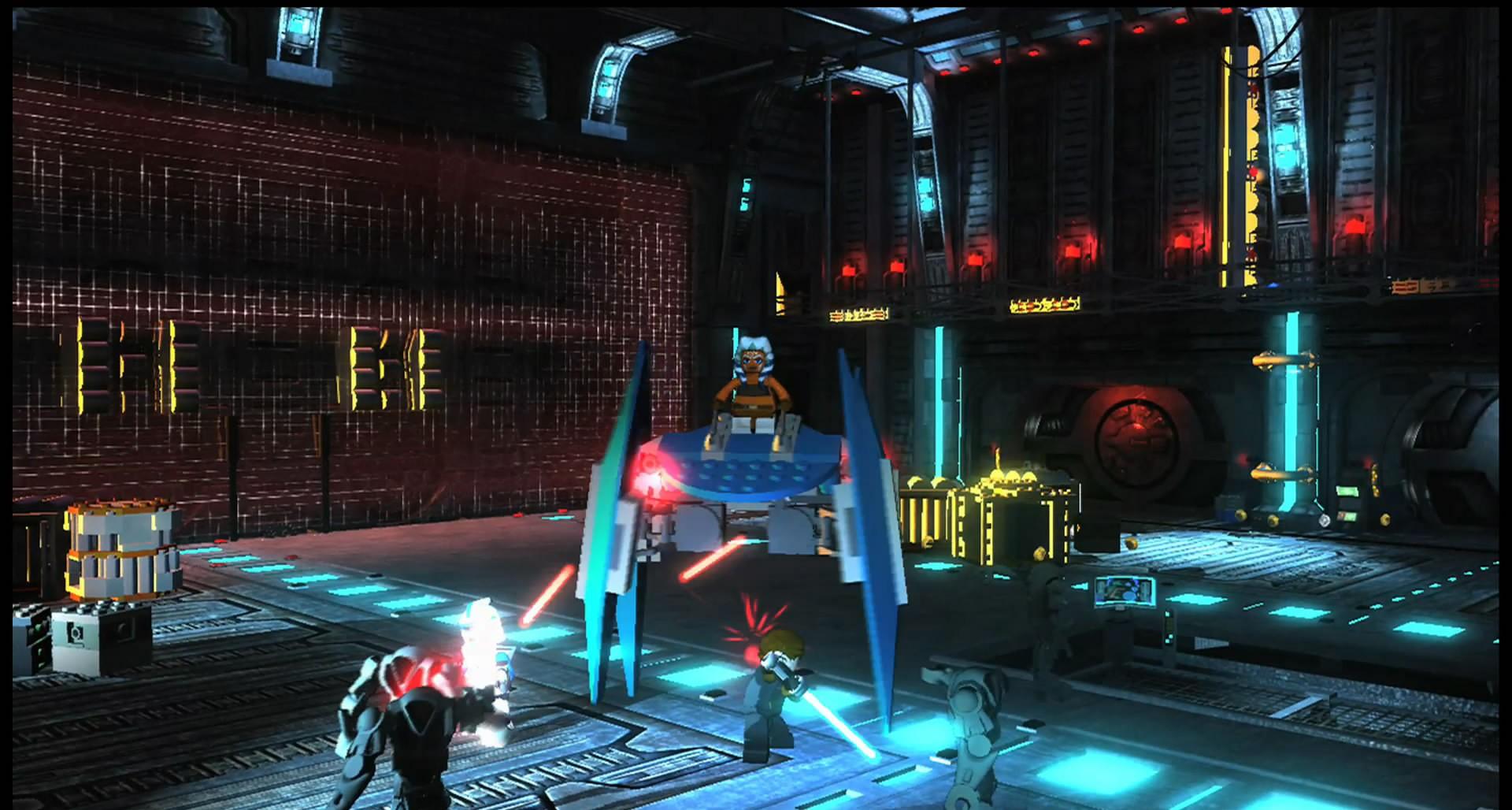 Screenshots - for LEGO Star Wars 3: The Clone Wars - E3 2010 Trailer
