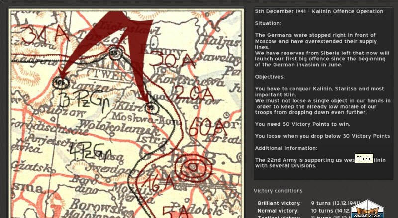 Operation barbarossa the struggle for russia patch