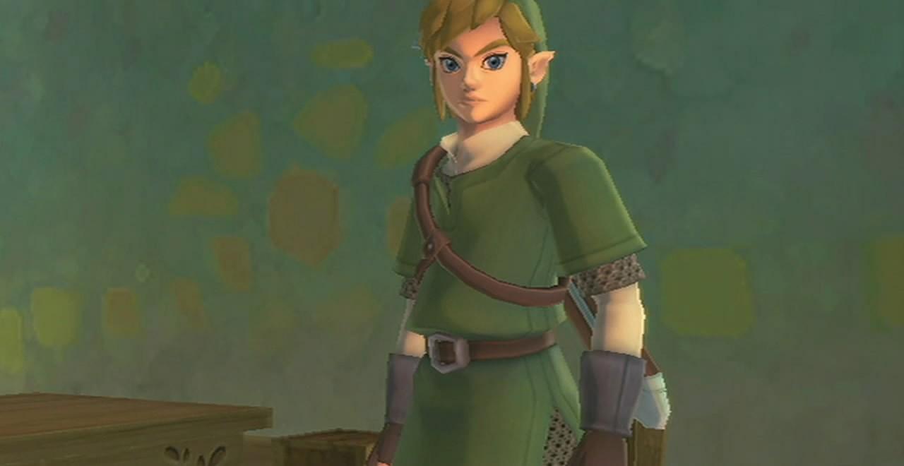 The Legend of Zelda: Skyward Sword E3 2011 Trailer legend of zelda ...