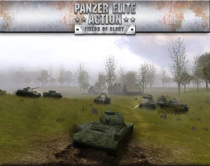 Panzer Elite Action: The Fields of Glory Client