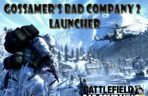 Gossamer Battlefield Bad Pany Launcher