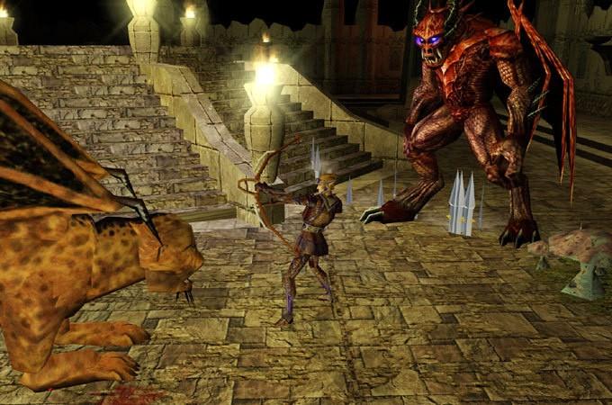 Все об игре Neverwinter Nights 2, форум, обзор, отзывы, оценка игроков и ре