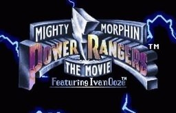 Mighty Morphin Power Rangers - The Movie for SNES