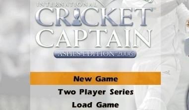 International Cricket Captain 2006 Winter Edition