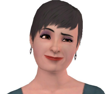 Sims3 - Lucille Austero from Arrested Development