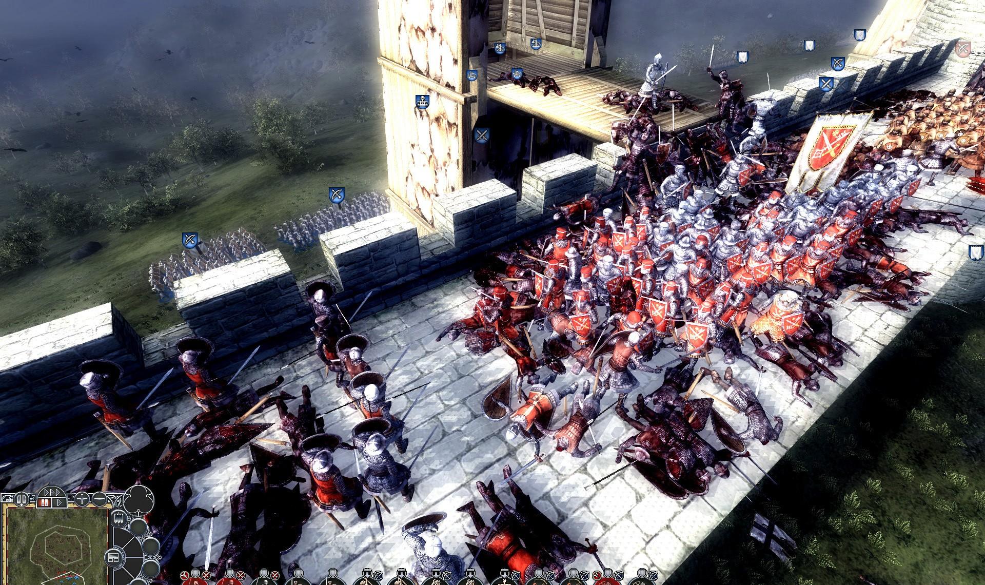 Real Warfare 2: Northern Crusades Patch 2.2.4 (Digital)