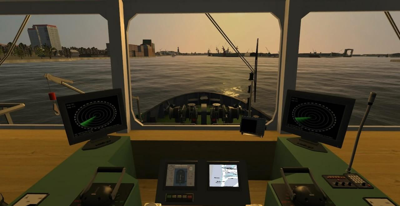 Battleship Simulation Game