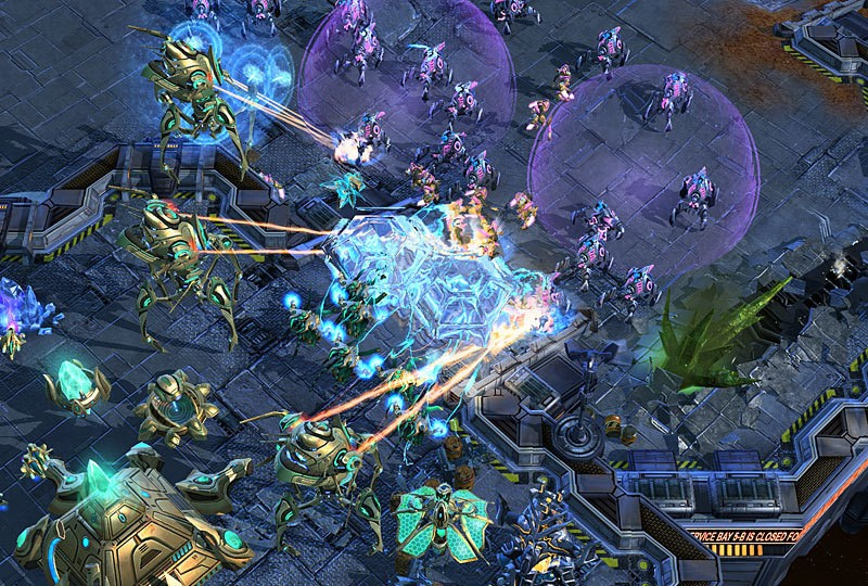 StarCraft 2: Wings of Liberty US Closed Beta Client