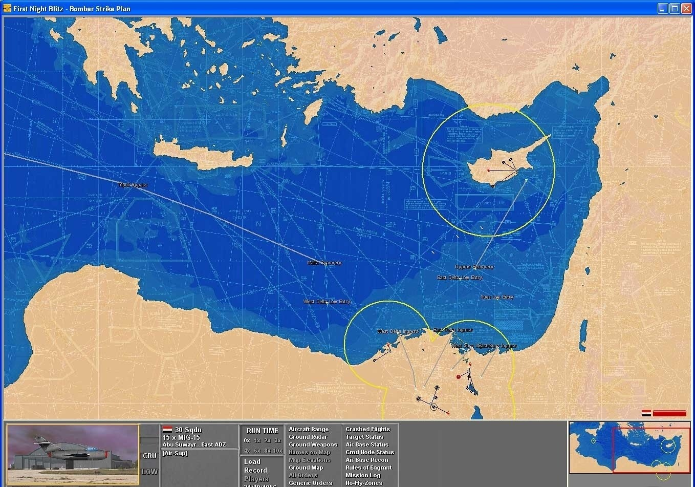 Modern Air Power: War Over the Mideast Client Patch