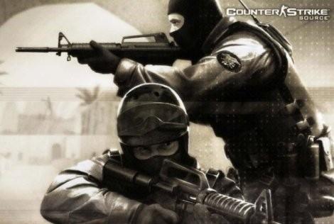 CS Addons: Counter-Strike Skin - MW2 like M249 w/heartbeat sensor