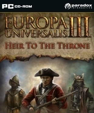 Europa Universalis 3: Heir to the Throne Client Patch