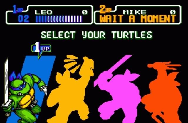 Teenage Mutant Ninja Turtles: The Hypers for Genesis