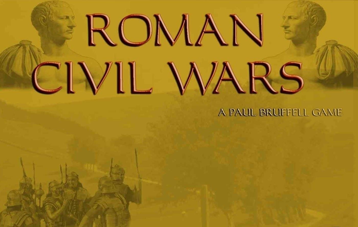 Ancient Warfare Roman Civil Wars Online Manual Patch