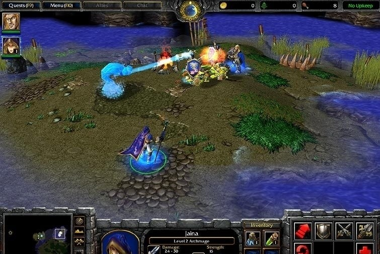 no-cd crack warcraft 3 frozen throne