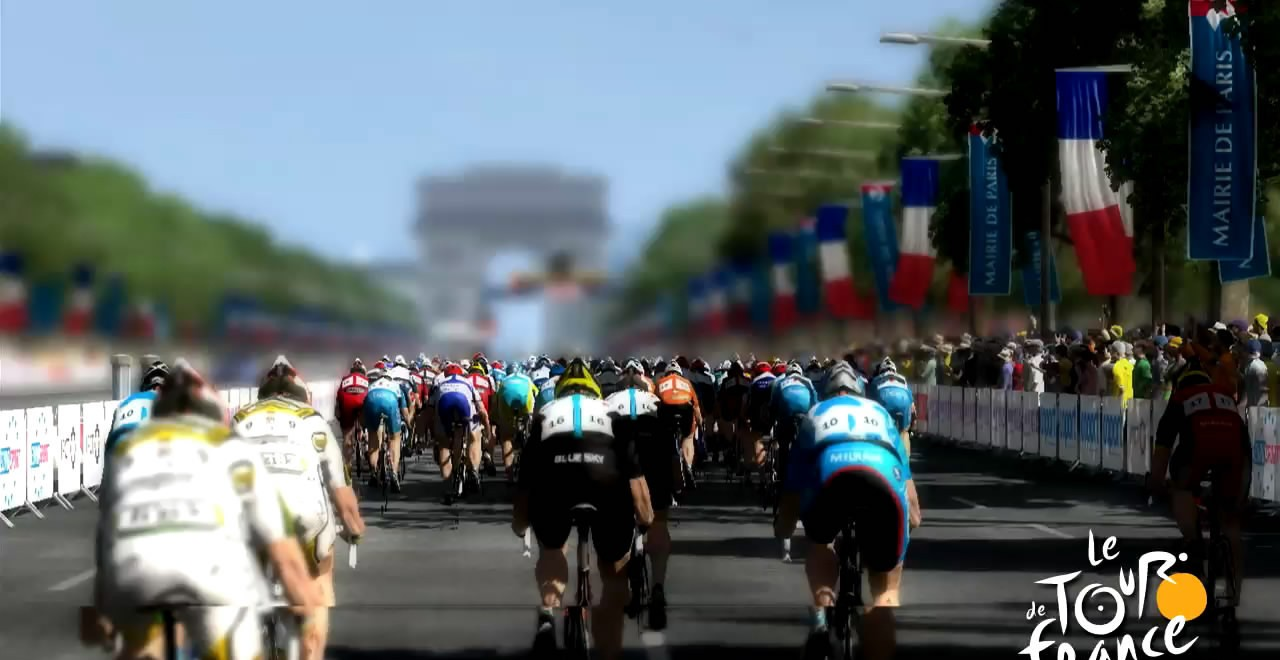 Pro Cycling Manager/Tour de France 2010: Special Trailer HD