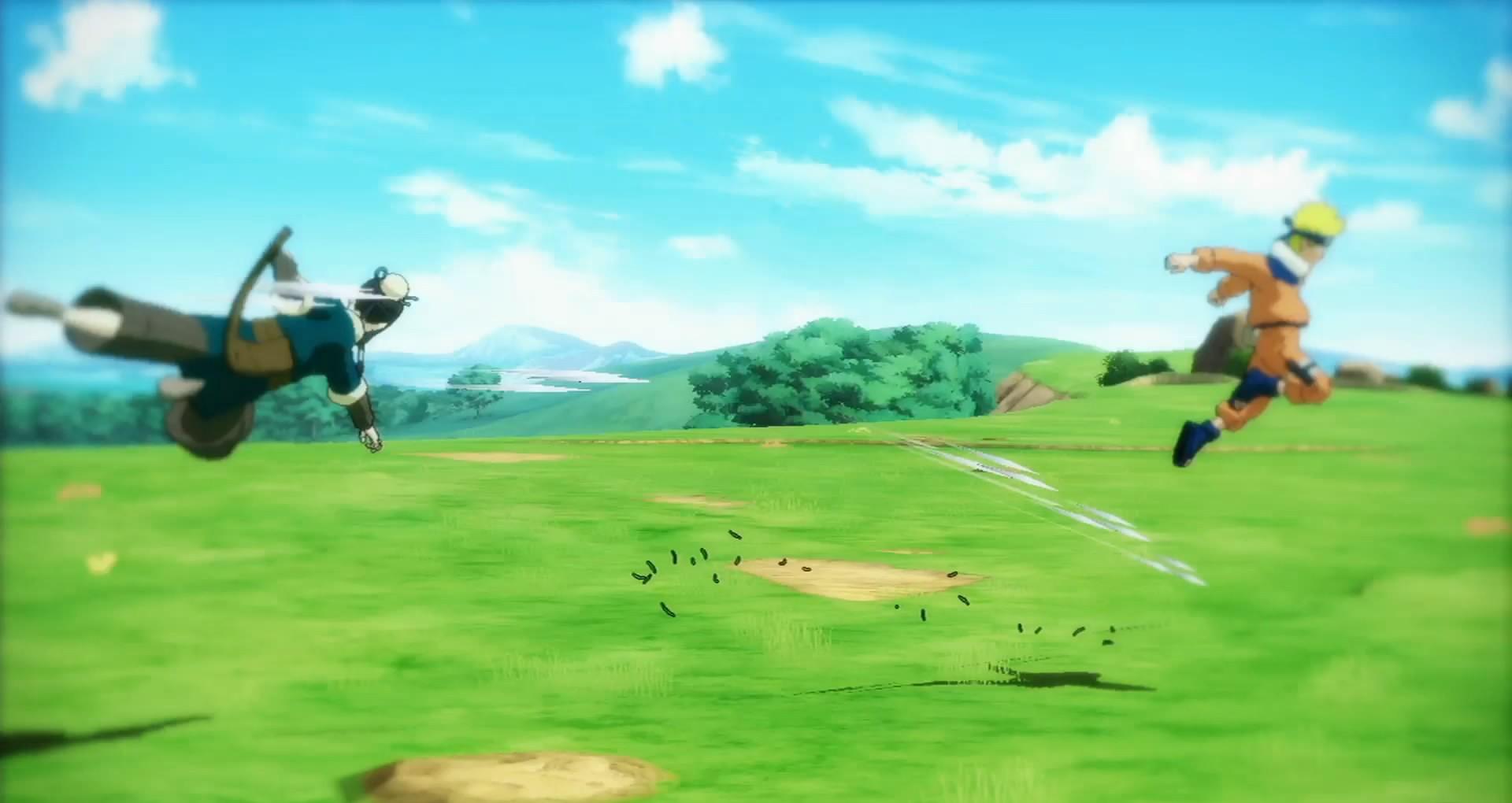 NARUTO Shippuden: Ultimate Ninja Storm Generations Trailer